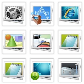 Simplexity File Icons