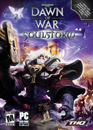 Warhammer 40.000 Dawn of War - Soulstorm (2008/ENG/FULL)