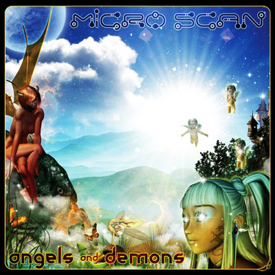 Micro Scan - Angels And Demons (2008)