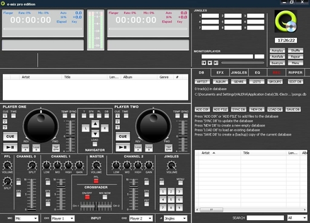 CBL Electronics E-Mix Pro Edition 5.5.0.123
