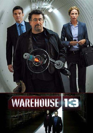 Ангар 13 (Хранилище 13) / Warehouse 13 (2009) 1 сезон